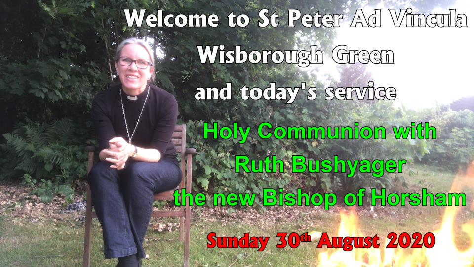 Sunday 30Aug20 CoverBishopRuth